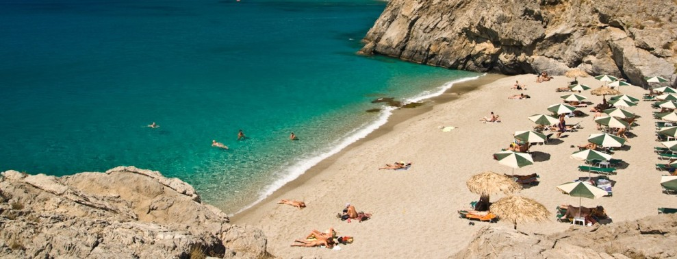 Naturist Beaches In Greece