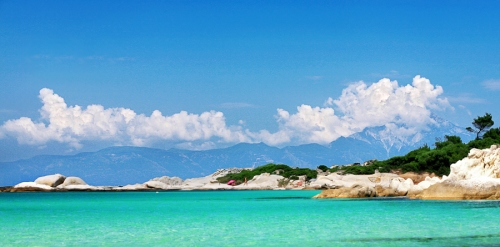 Orange Beach, Halkidiki