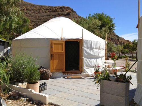 El Portus Yurt