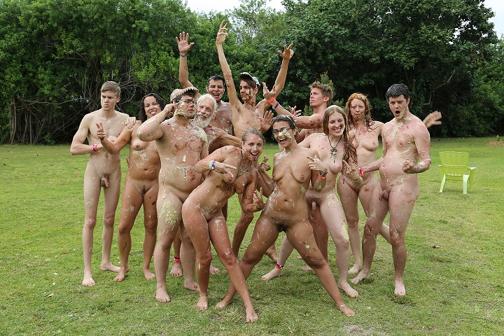 Sunsport Gardens Family Naturist Resort  Naturist -3573