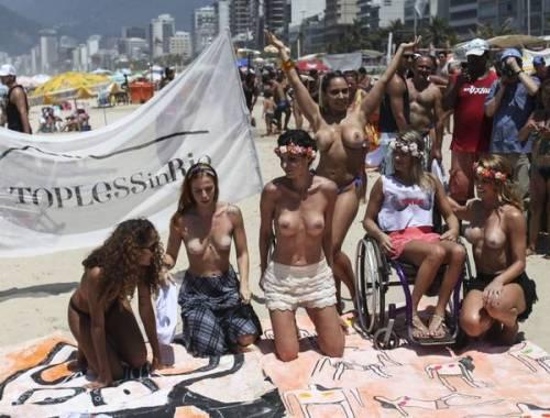 TOPLESS-PROTEST-IN-RIO-DE-JANEIRO
