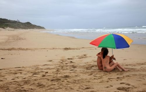 South African National Naturists Association spokesman Serge Pavlovic said he did not think the decision would be overturned. File photo Image by: JACKIE CLAUSEN