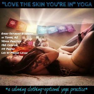 Megan Leigh Yoga