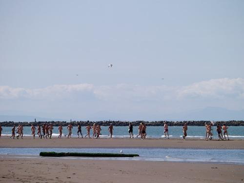 Wreck Beach Bare Buns Run 2015-3